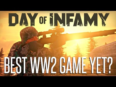 MY FAVORITE WW2 GAME - Day Of Infamy