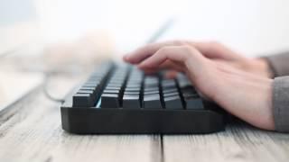 Клавиатура Penclic KB3 Wireless от компании ErgoLife - видео 1