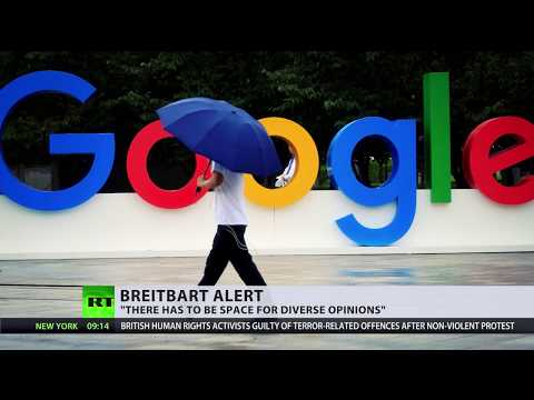 'Hate speech' manipulation? Breitbart claims Google targeted ad revenue to bring down site