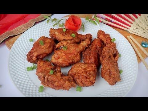 বাংলাদেশি চাইনিজ রেস্টুরেন্টের স্বাদে ফ্রাইড চিকেন || Bangladeshi Chinese Restaurant Fried Chicken