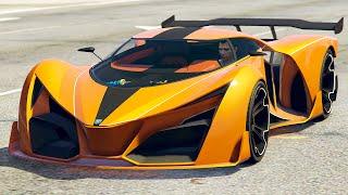FASTEST CAR IN HUMAN HISTORY! (GTA 5 DLC)