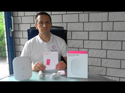 Telekom Magenta SmartHome Basis 2 (QIVICON Home Base 2.0)