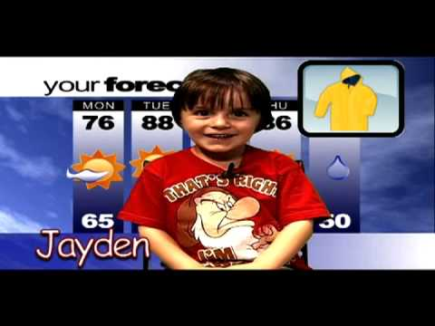 The Weather Kids on TBCN