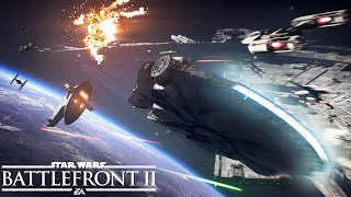 Trailer Starfighter Assault
