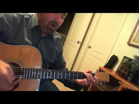 Too Late to Turn Back Now-Rod Rinehart Acoustic Cover