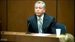 Conrad Murray Trial   Day 19, Part 4