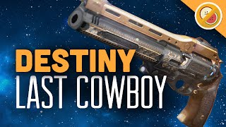 DESTINY Last Cowboy The Last Word Fully Upgraded Exotic OP (PS4 Gameplay Commentary) Funny Moments