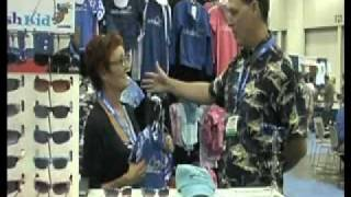 ICAST Fishing Show Fish Kids Interview