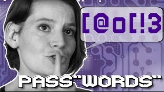 Why PassWORDS Aren't Words Anymore - with CompChomp
