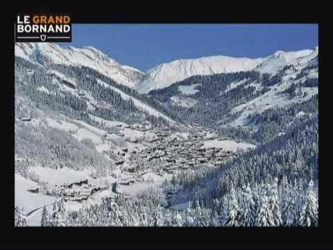 Un hiver au Grand-Bornand