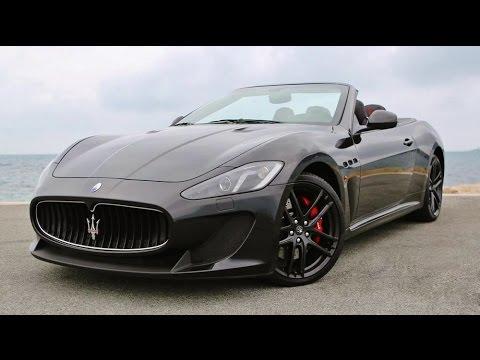 Maserati Grancabrio MC Stradale LOUD Ride!