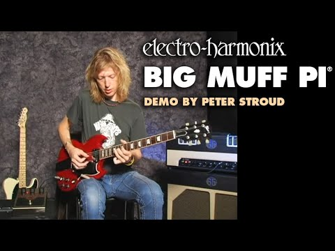 ELECTRO-HARMONIX Big Muff PI Kytarový efekt