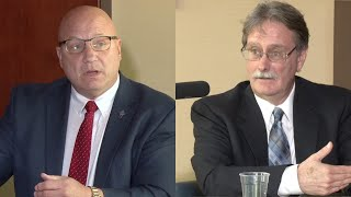 Salem first selectman candidates debate