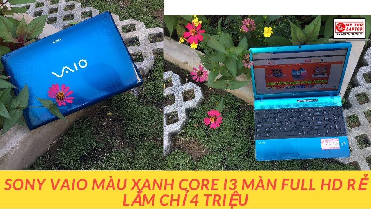 Đánh giá Sony Vaio VPCEB26FG Core i3 M350 - Ram 4GB - HDD 500GB - 15.6 inch Full HD