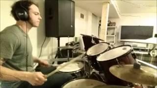 Waveforms by Django Django (Drum Cover)