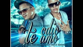 Kario y Yaret - Te Amo Te Odio (Original) - REGGAETON 2012