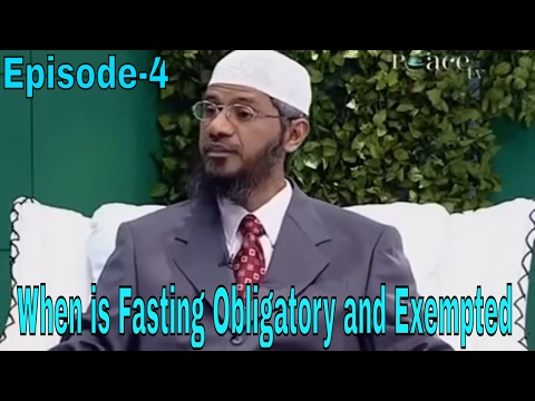 Dr Zakir Naik When i
