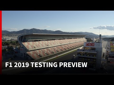 F1 testing: What we're looking forward to seeing at Barcelona
