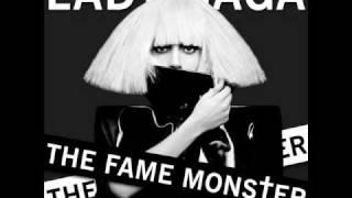 Lady Gaga  Bad Romance Instrumental