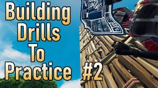 5 Building Drills to Practice and Get Better at Fortnite BR! #2