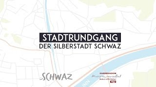 preview picture of video 'Stadtrundgang Schwaz'