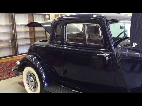 Video of '34 Coupe - J7BZ