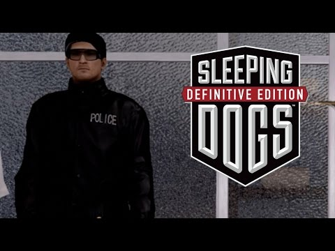Sleeping Dogs: Definitive Edition~Cop Stuff (PS4)