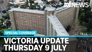 One Of Nine Melbourne Public Housing Towers To Remain In Strict Quarantine   ABC News