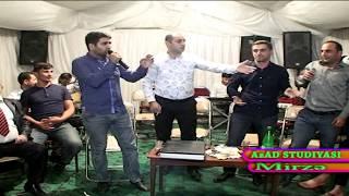 Sende yoxdur bas ne fikirlesirsen. Elnur Yasamalli & Asif Sirvanli & Teymur Dagli. AzAD STUDIYASI