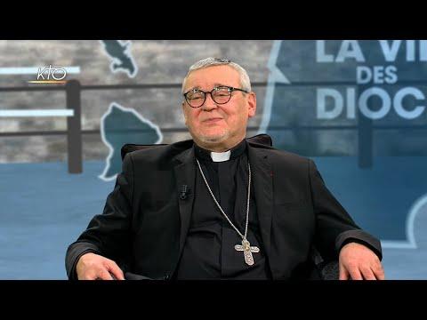 Mgr Georges Colomb - diocèse de La-Rochelle et Saintes