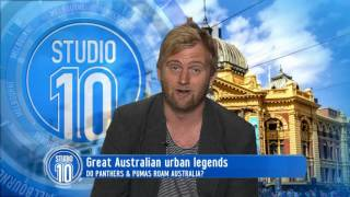 Great Australian Urban Legends