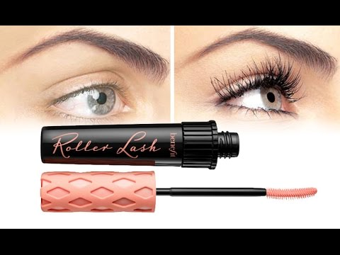 BENEFIT - NEW ROLLER LASH REVIEW AND DEMO!