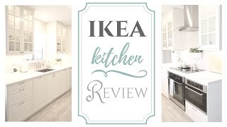 $15,OOO IKEA KITCHEN REVIEW | FULL KITCHEN REMODEL | FRENCH COUNTRY