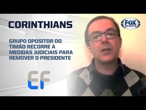 OPOSIÇÃO DO CORINTHIANS PEDE AFASTAMENTO DE ANDRÉS SANCHEZ; Entenda | Expediente Futebol