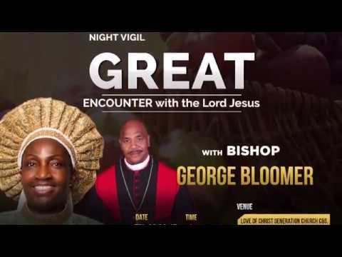 Bishop George Bloomer - Live at LOC Church - Promo