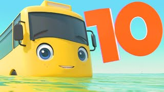 Counting 1 - 10 Rhymes - Buster Rhymes - Little Baby Bum | Nursery Rhymes and Kids Songs | BRAND NEW