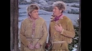 Dean Martin & Bob Hope - SKETCH - The Road To Tahoe
