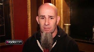 "Scott Ian of Anthrax Talks Metal Influences & ""Speaking Words"" Tour"