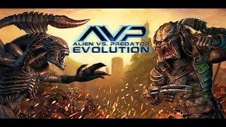 AVP Alien Vs Predator Evolution Movie
