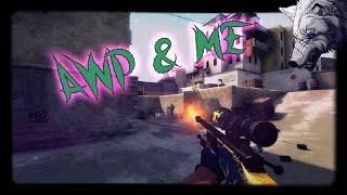 CS:GO Montage | AWP & ME #linkosys