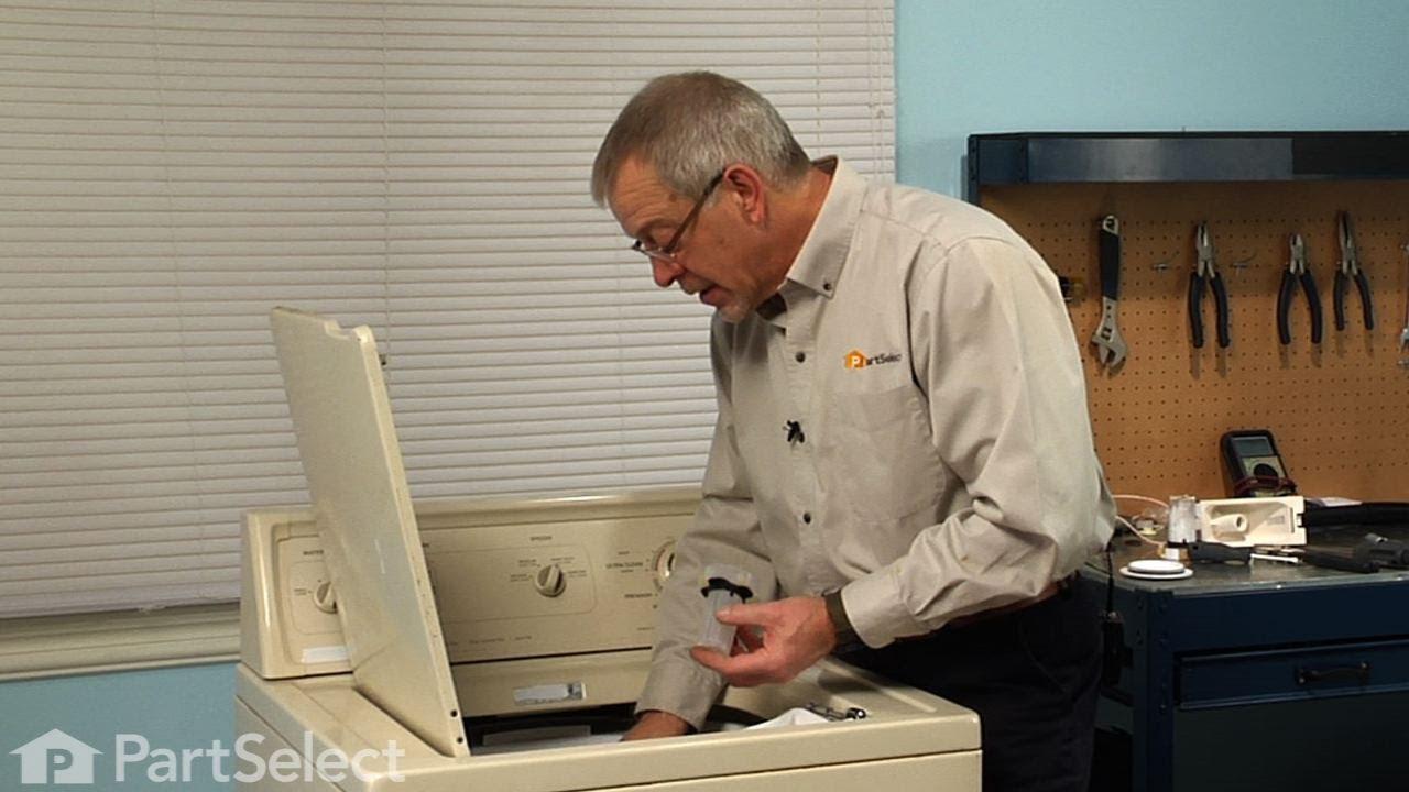 Replacing your Kenmore Washer Agitator Repair Kit