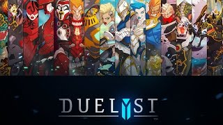 Picture of a game: Duelyst