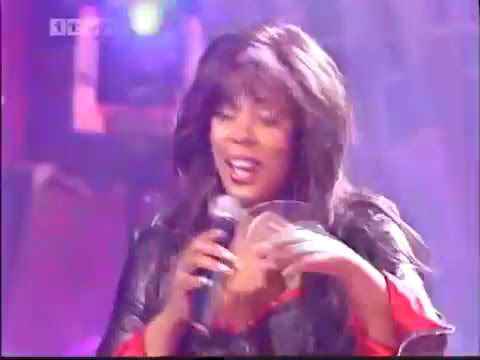 Donna Summer   Hot Stuff   LIVE