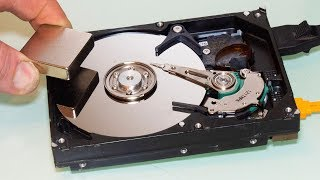 Will A Magnet Erase My PC's Hard Drive?   Let's Find Out