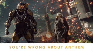 You Might be WRONG About Anthem.