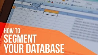 How to Segment Your Customer Database : Vyral Marketing