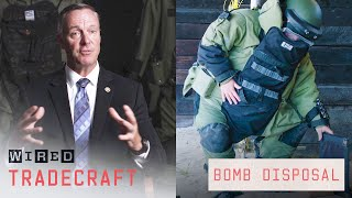 FBI Agent Explains How Bombs Are Disposed Of | Tradecraft | WIRED