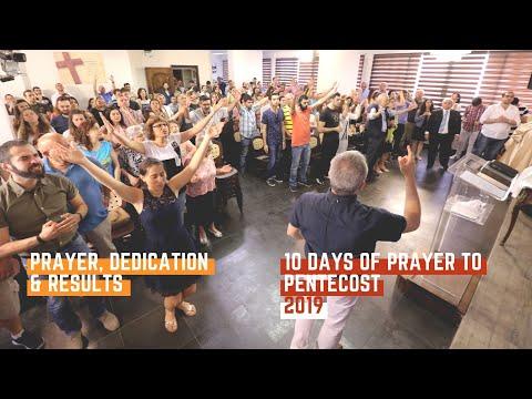 Աղօթք, Նուիրում եւ Արդիւնքներ