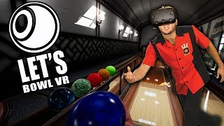 BEST LOOKING BOWLING GAME HANDS DOWN | Let