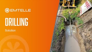 Emtelle & Utility Service Drilling - Directional Drilling for a Fibre to the Home